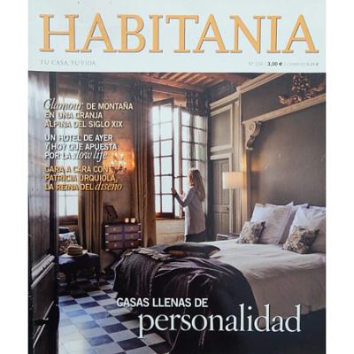 RECIBIR HABITANIA Un estilismo de Ino Coll en Casa Duna