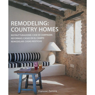 REMODELING: COUNTRY HOMES