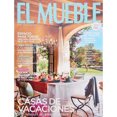 EL MUEBLE Sa Calma Published in El Mueble Magazine