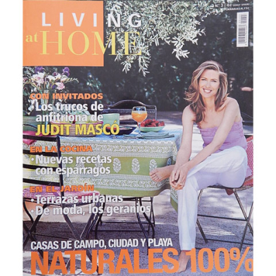 LIVING AT HOME MAGAZINE